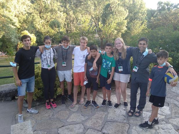 Sumer Camp Life Teen Edge
