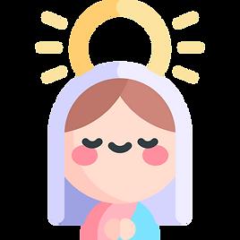 Icono Virgen Regina Coeli