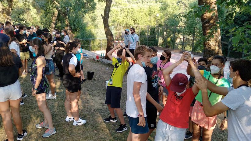Summer Camp Lifeteen-Edge