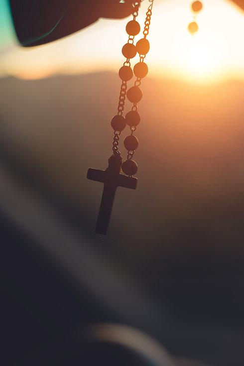 Rosari al cotxe