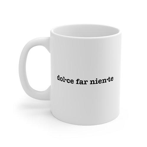 Mug (Art of Doing Nothing)