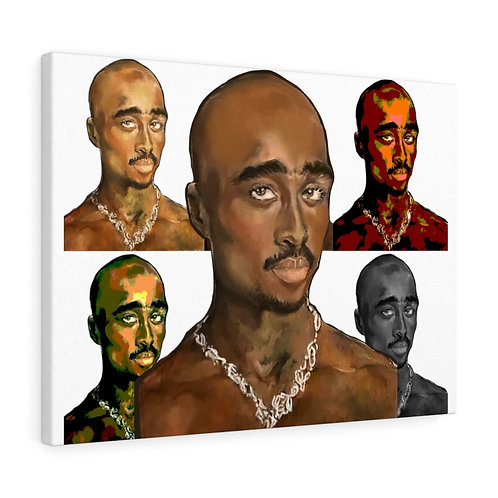 Limited Edition Canvas (Tupac 6)