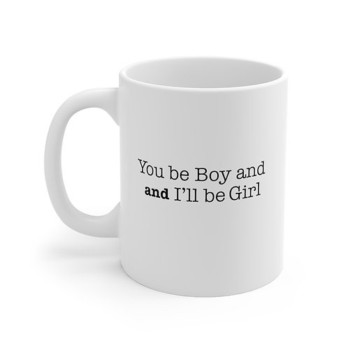 Mug (You Be Boy)