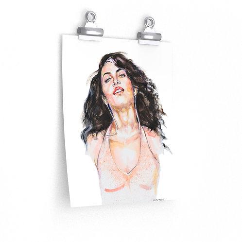 Sancarol  Art Print - Aaliyah