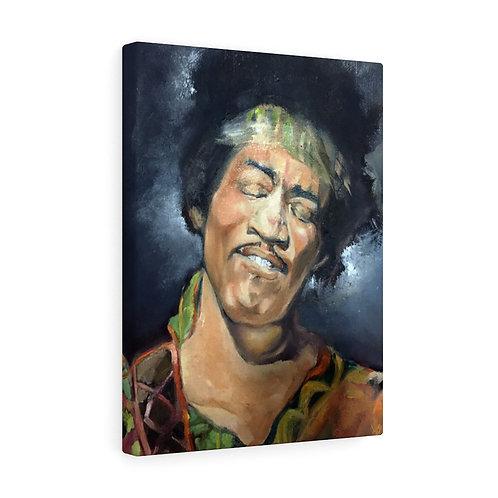 Sancarol Canvas Gallery Wraps - Jimi Hendrix