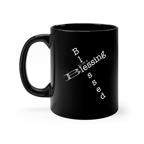 Mug (Blessed to be a Blessing Cris-Cross)