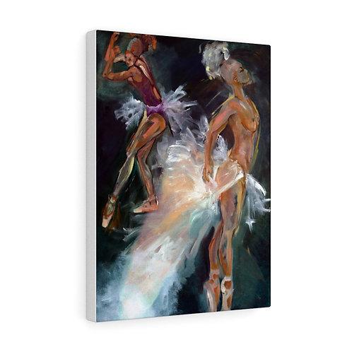 Sancarol Canvas Gallery Wraps - Ballerinas Dancing