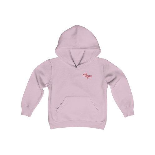 SKA Youth Sweatshirt (Good Vibes Only)