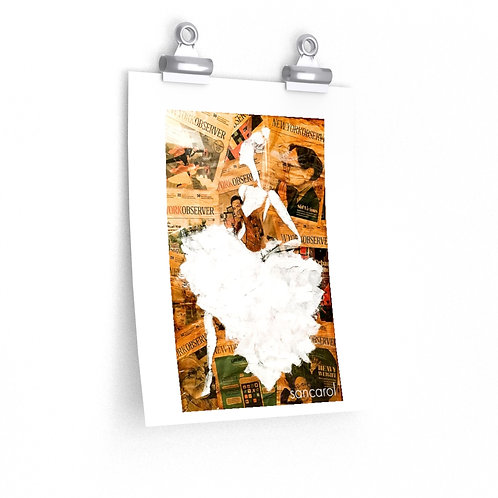 Print (Golden Ballerina) Starting at $15