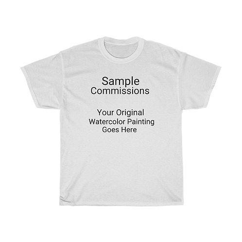 Sample Tee (Commissions)