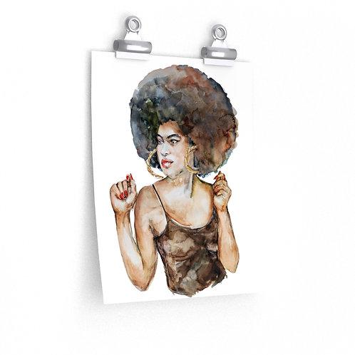 Sancarol Art Print - YGB