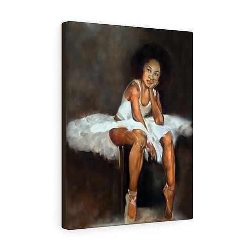 Canvas (Ballerina Girl)