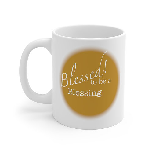 Mug (Blessed to be a Blessing)