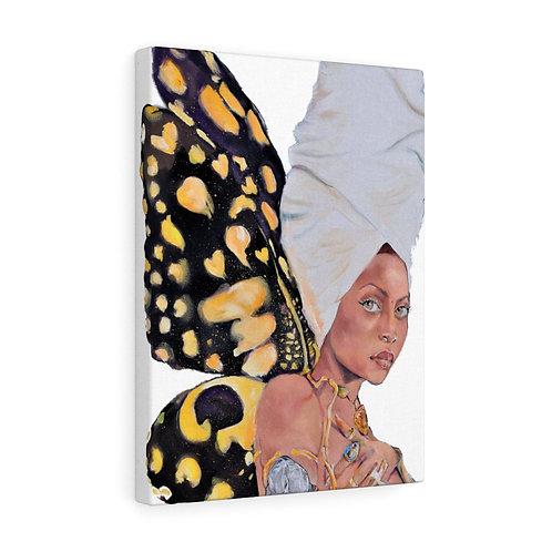 Canvas (Erykah Badu - White)