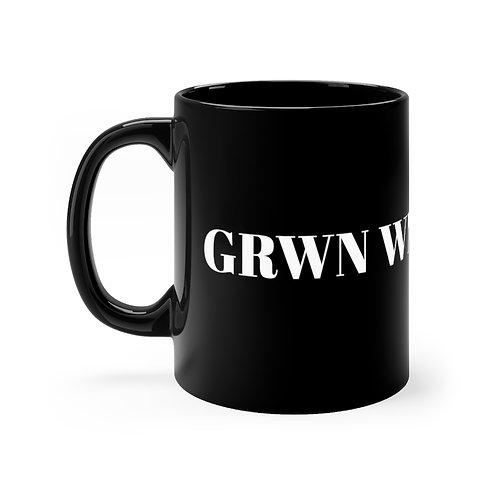 Mug (GRWN WMN - Black)