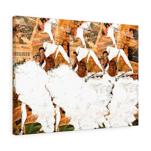 Sancarol Canvas Gallery Wraps -  Ballerina X 3