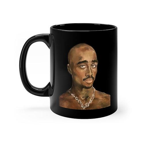 Mug (Tupac - Black)