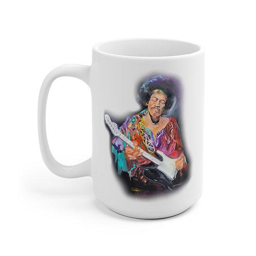 Mug (Hendrix Guitar)