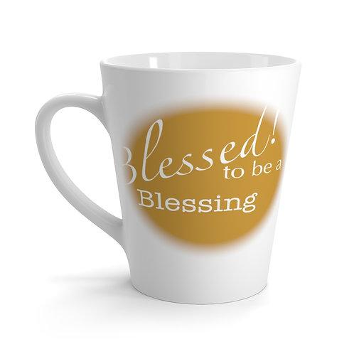 Latte Mug (Blessed)