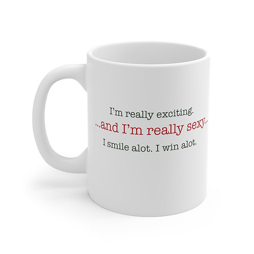 Mug (Smile Alot)