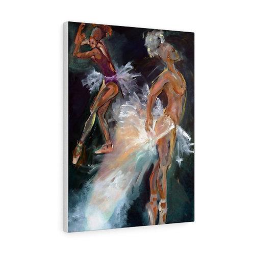 Canvas (Dance Ballerinas) Starting at $16