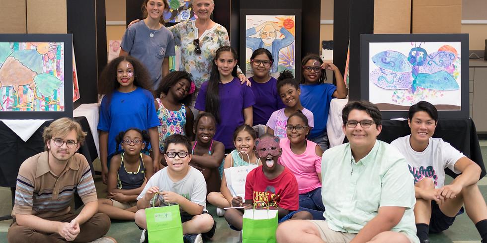 ArtAngel Summer Youth Volunteer Sign Up Fair