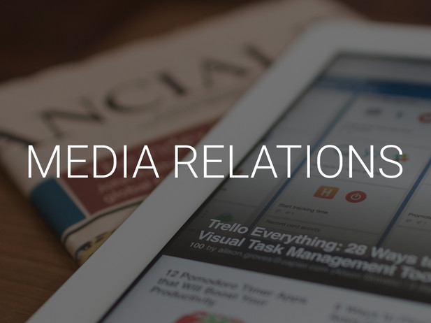 As former journalists, we understand what makes a compelling story for the media and bloggers. Our newsroom experience allows us a faster, more targeted approach when it comes to garnering impactful coverage on your media events, press conferences, grand openings, and industry news.