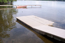 Fiberglass Unlimited Inc. Floating Dock