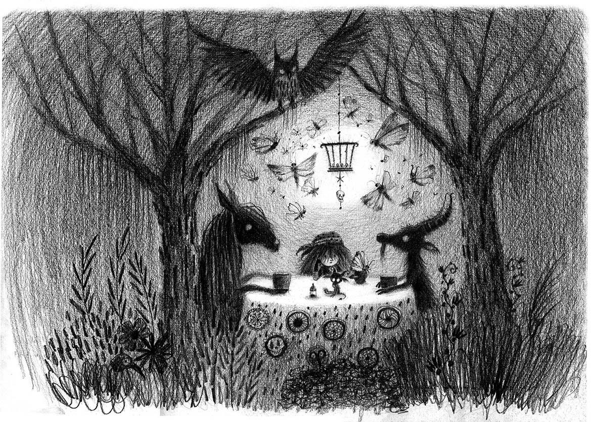 Sombre Forêt / Dark Forest
