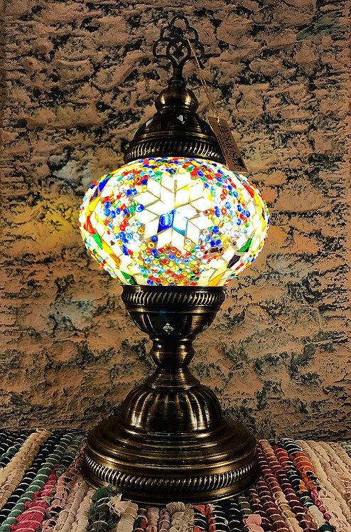 Lámpara turca sobremesa