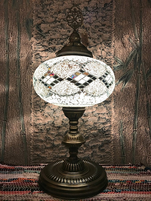 Lámpara turca de pie 53 cm.