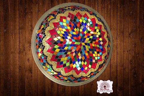 Plafón Multicolor