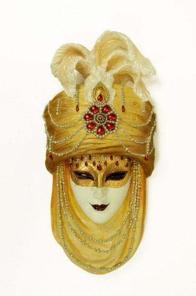 Máscara Veneciana 31 cm