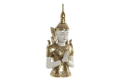Figura Busto Tailandesa 37 cm