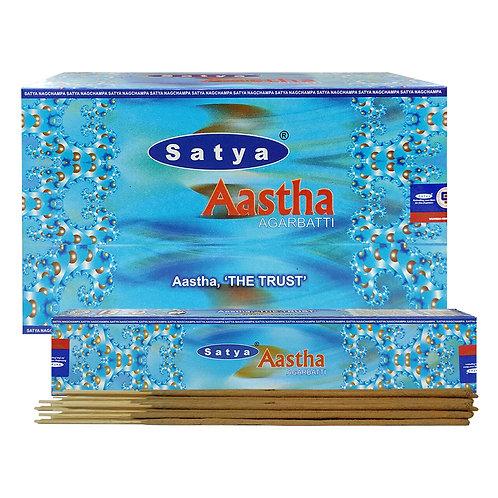Insienso Aatsha Satya
