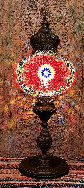 Lámpara turca de pie 80 cm.