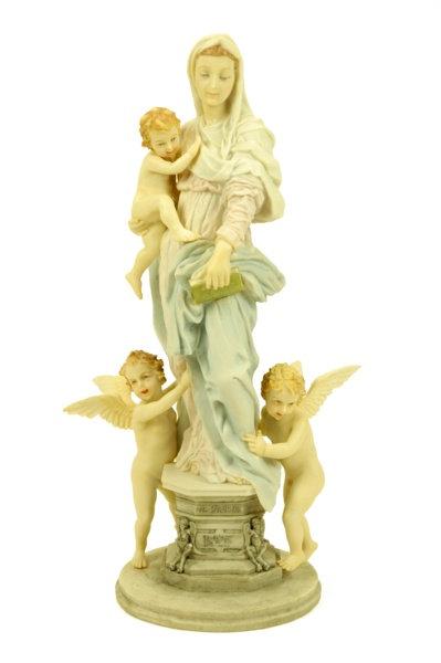 Figura La Madonna de las Arpías