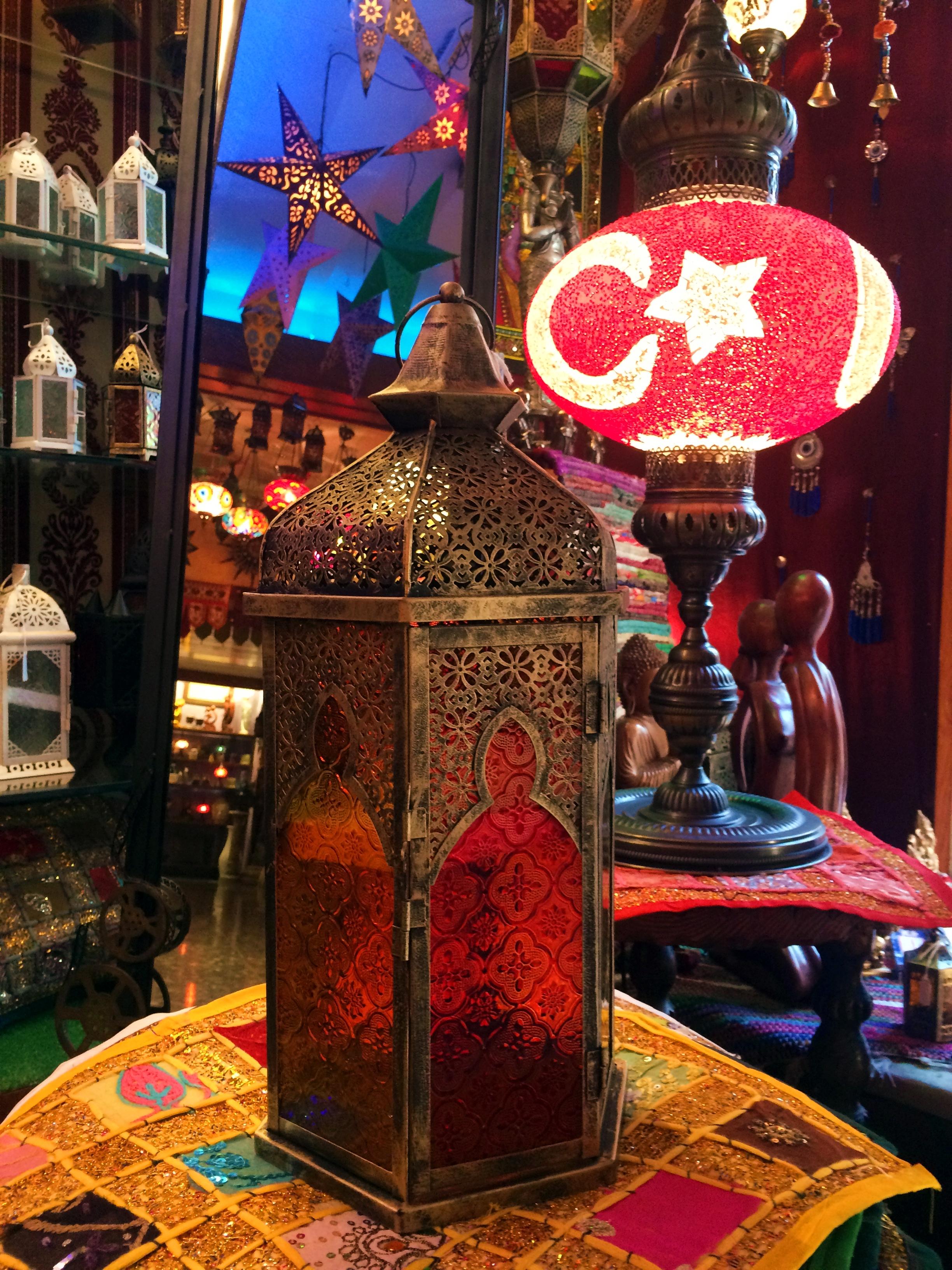 Farol árabe