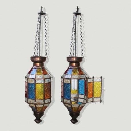 Lámpara Árabe 46 cm
