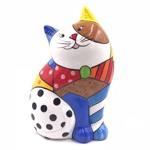 Figura Gato 30 cm.