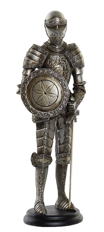 Figura Caballero Medieval 35 cm