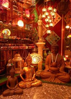 Figuras Buda