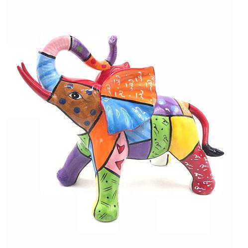 Figura Elefante 34 cm.
