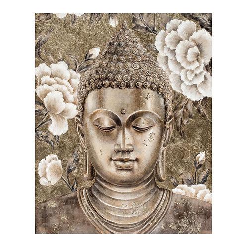 Cuadro Buda 100 cm.