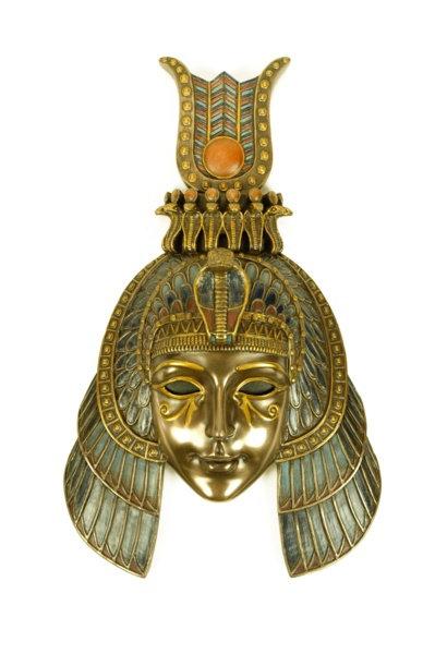 Máscara Cleopatra 27 cm