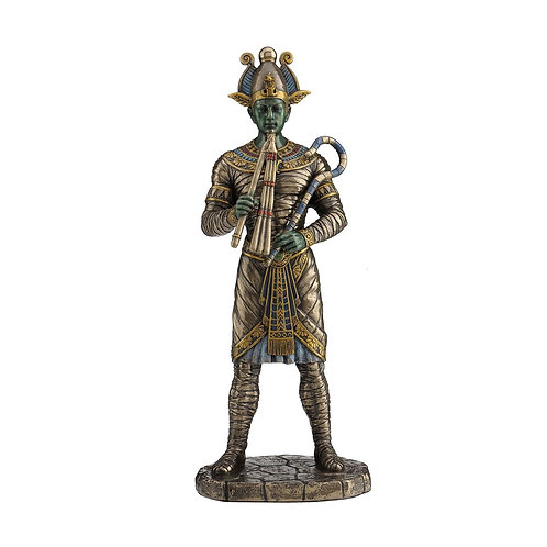 Figura deOsiris - Dios egipcio del más allá y la resurrección