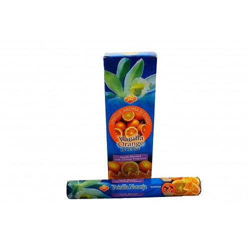Incienso Vanilla/Naranja