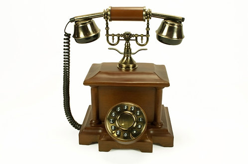 Telefono Antiguo 27 cm