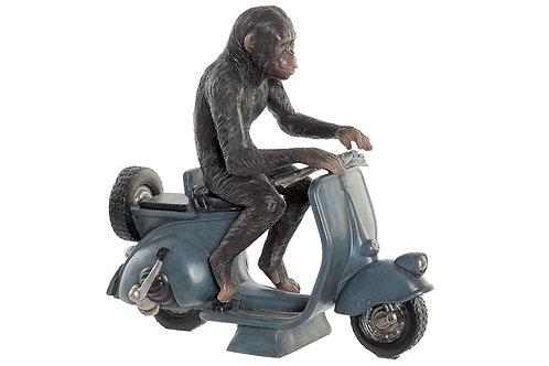 Figura Mono Moto 31 cm