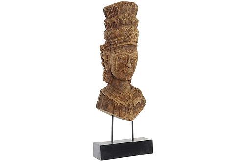 Figura Busto Balinesa 68 cm